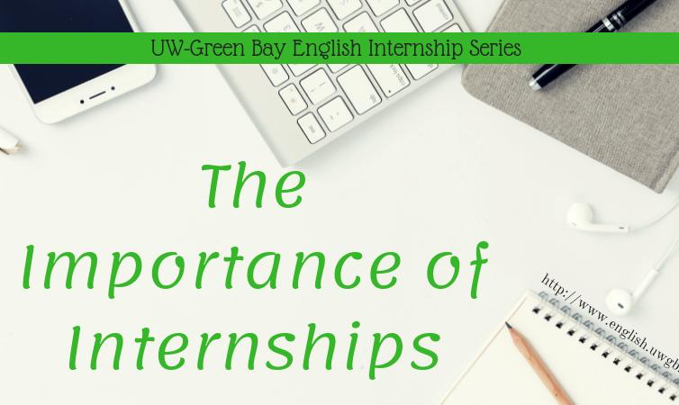 Internship Series: The Importance of Internships