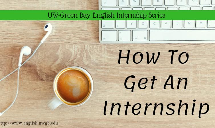 Internship Series: How To Get An Internship